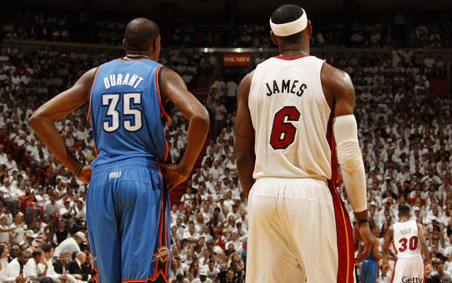 Oklahoma City Thunder v Miami Heat Ð Game Five