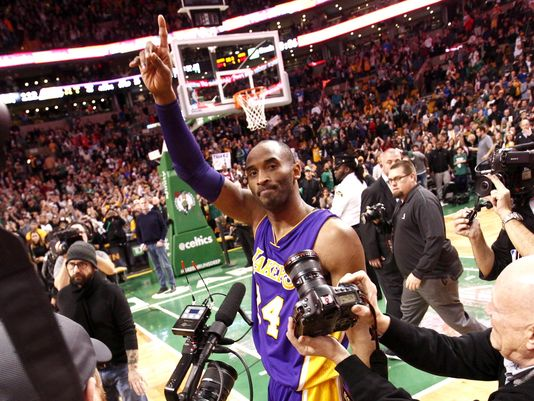 Kobe's Last Game In Boston Was Everything That Is Right With Sports