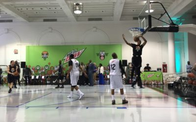 PRESS RELEASE: NBA AND MOUNTAIN DEW® LAUNCH LEAGUE'S FIRST-EVER U.S. 3×3 BASKETBALL COMPETITION TOUR