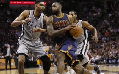 Chalky McChalkchalk- An NBA Playoff Preview